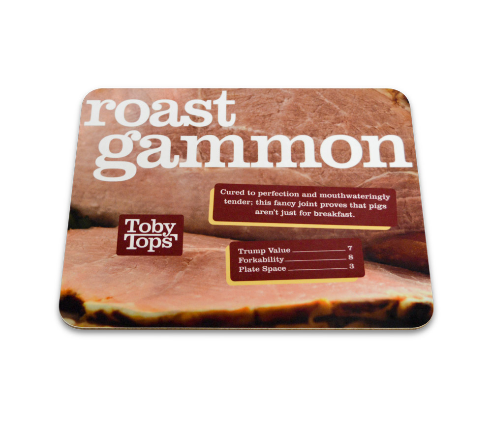 Image of 242x191mm - Small Rectangle Placemat